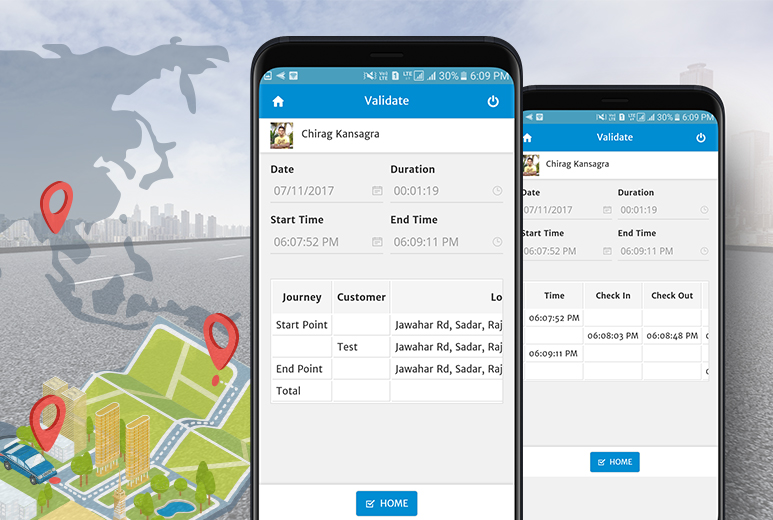 Field Tracking & Productivity System