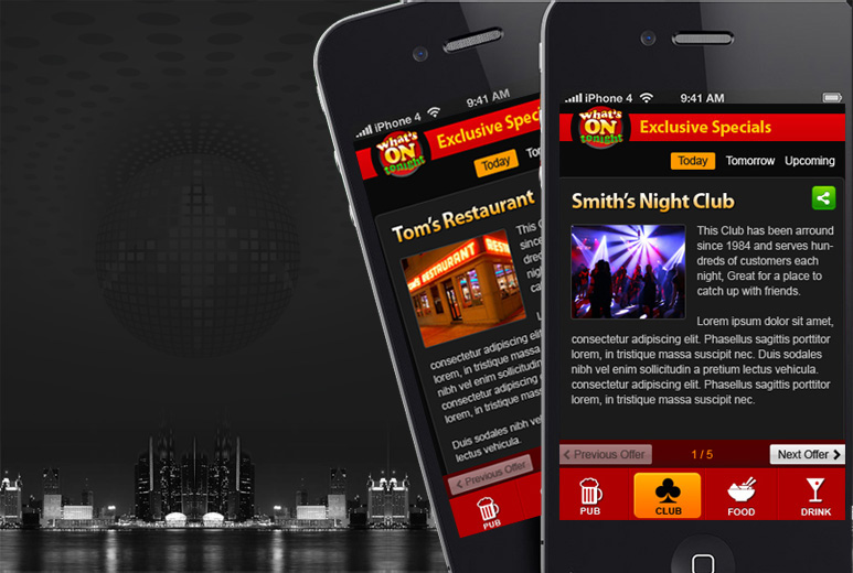 Mobile Event Management Solution