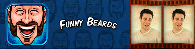 Fun Beard Growing Application